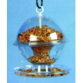 K7DL Globe Seed Feeder with Tray